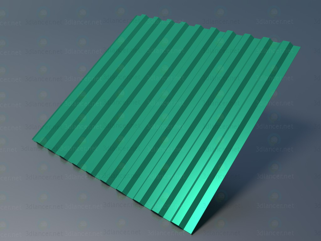 3d model Decking C21 - preview
