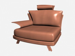 Super roy Chair with headrest