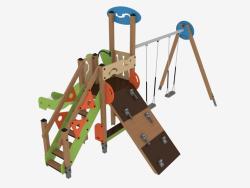 Children's play complex (V1114)