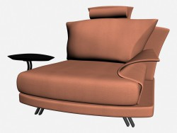 Super roy Chair with stand and headrest 2