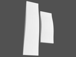 Pannelli 3D (elementi) Stream