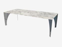 Table basse KARL (250х110хH74)