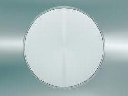 Miroir Sillon (SH5, Ø66cm, Chrome)