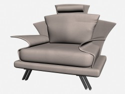 Super Chair roy with headrest 3