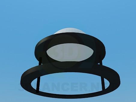 3d model Bulb halogen - preview