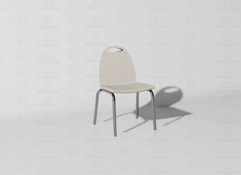 3d моделирование Olando стул модель скачать бесплатно