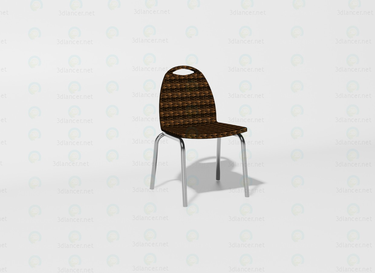 3d model Olando chair - preview