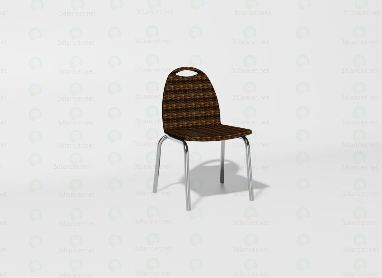 3d модель Olando стілець – превью
