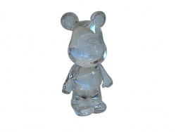 Piggy Funky Bear Crystal Big