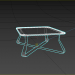3d Crossia_Glass_001 model buy - render