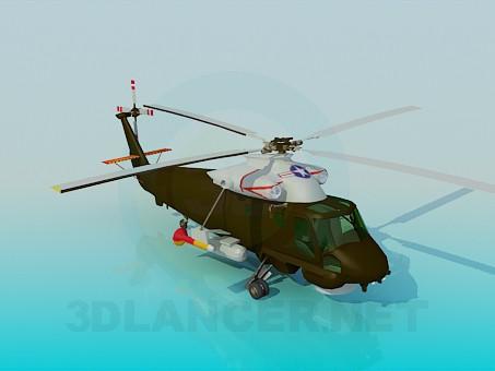 3 डी मॉडलिंग विमान: कामन श-2 एफ मॉडल नि: शुल्क डाउनलोड