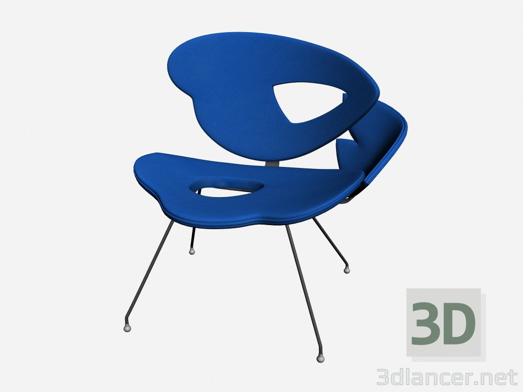 3d model Armchair Tato - preview