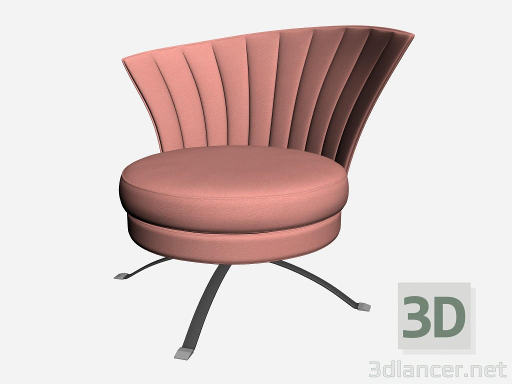 3d model Chair Tim - preview