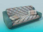 Sofa High Poly