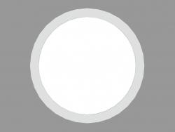 Recessed ceiling light LOBBY BASIC (S7320W)