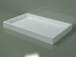 Shower tray Alto (30UA0143, Glacier White C01, 160x100 cm)