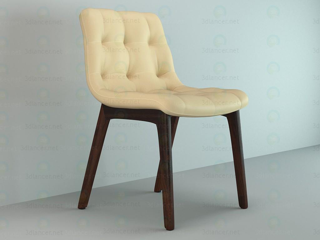 Bontempi Casa Chair Kuga Chair paid 3d model by Blajen2007 preview