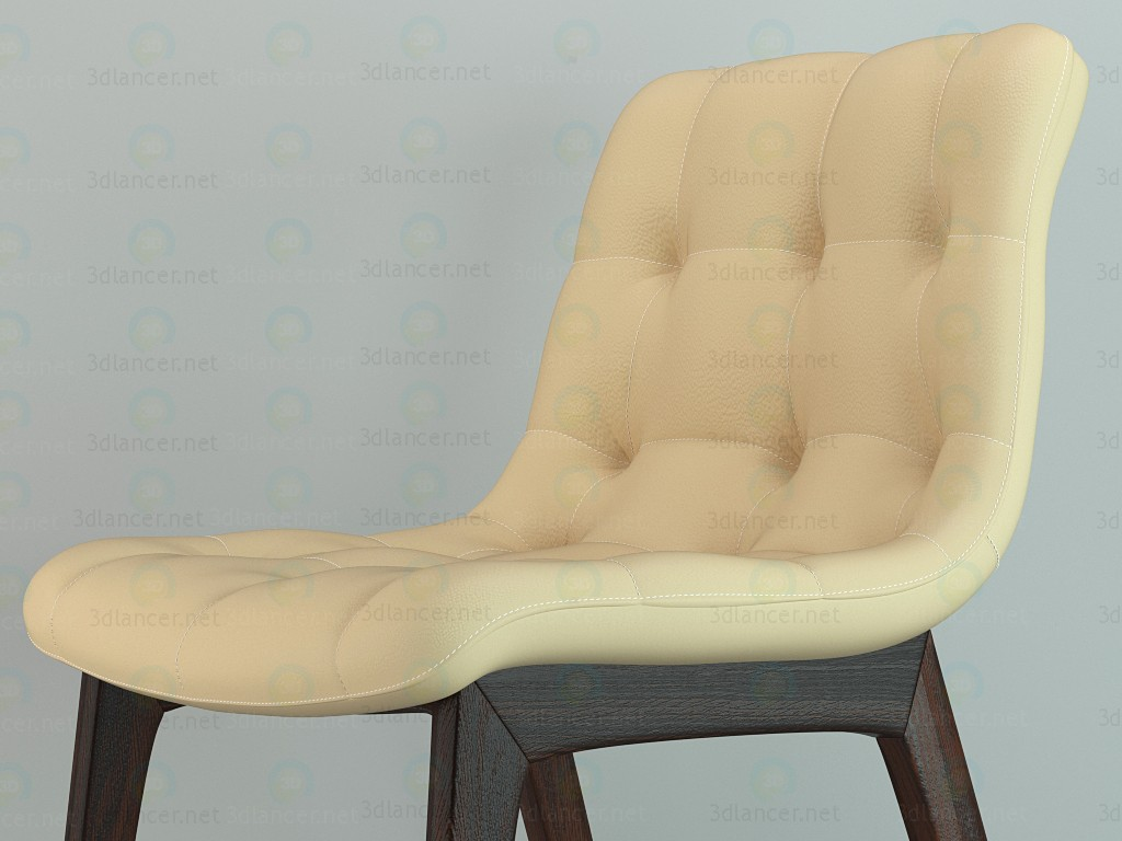 3d Bontempi Casa Chair Kuga Chair model buy - render