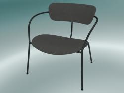 Pavillon de chaise (AV11, H 70cm, 65x69cm, Velvet 12 Frêne)