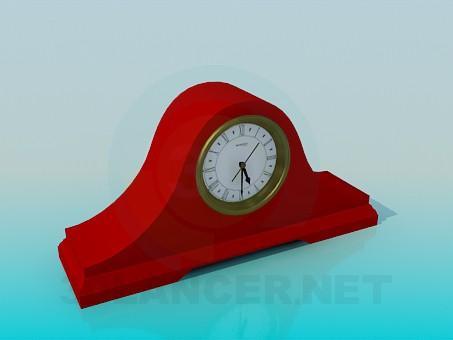 3d модель Годинники інтер'єрні – превью