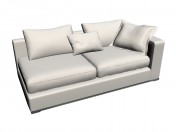 Sofa unit (section) 2416DX