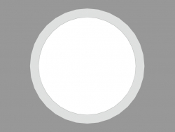 Recessed छत प्रकाश स्थिरता LOBBY व्यावसायिक (S7360W)