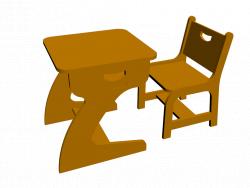 मेज और कुर्सी