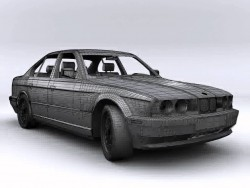 BMW E34 535