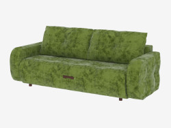 Double sofa bed for 2 persons