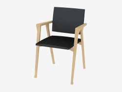 Dining chair 832 LUISA