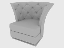 Chair SAKI ARMCHAIR (96x86xH80)