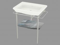 Console con vetro plochkoy Etoile
