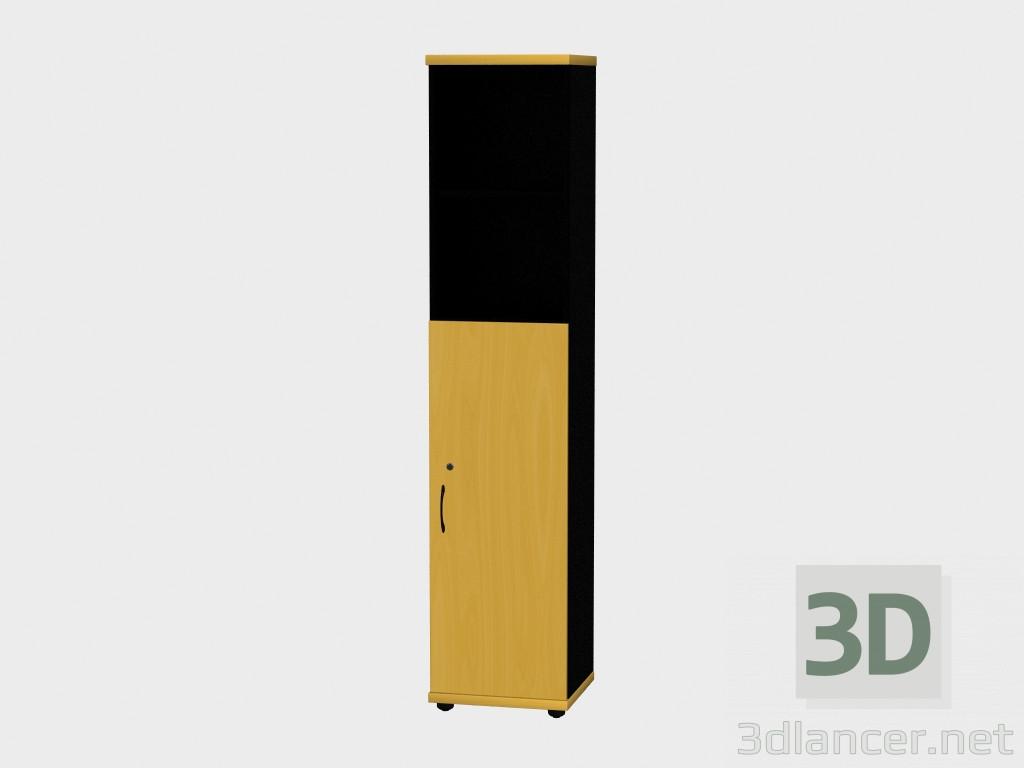 3d модель Шафа Моно-люкс (R5W03) – превью