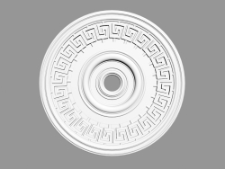 Ceiling outlet (P77)