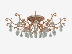 FROST chandelier (DIA760-12-G)