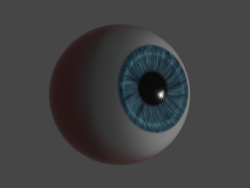 Simple EYE Eevee
