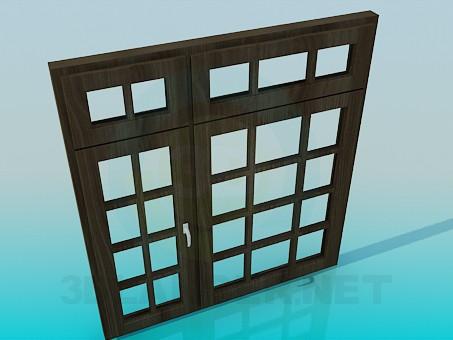 3d modeling Window model free download