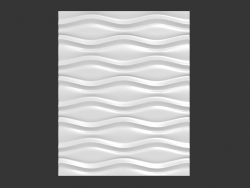 Decorative Rolling Panel