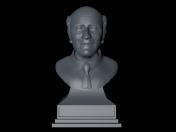 Bust of Joseph Brodsky