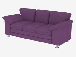 Sofa-bed triple direct