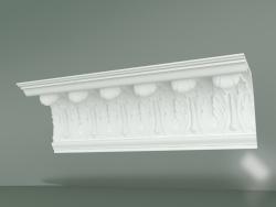 Corniche de plâtre préfabriquée KM002-2