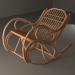 3 डी मॉडल कमाल की कुर्सी - पूर्वावलोकन