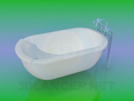 Banyo model ücretsiz 3D modelleme indir