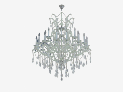 INVERNO chandelier (DIA904-25-N)