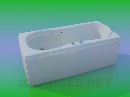 3d model Jacuzzi - preview