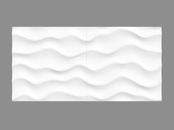 Pannelli 3D Design Sandy 1 (D-0003-1) e Design Sandy 2 (D-0003-2)