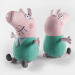 3d modeling Papa-Pig model free download
