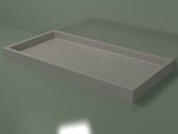 Shower tray Alto (30UA0145, Clay C37, 200x100 cm)