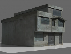 Maison rudimentaire