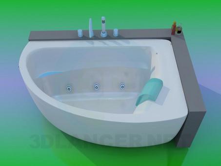 3d model Jacuzzi - preview